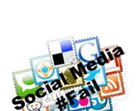 Como evitar o fracasso nas mídias sociais