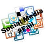 Dicas para um completo fracasso em mídias sociais