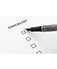 O check list de um e-commerce bem sucedido