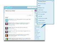 Veja com quantos Tweets se faz um Tranding Topics