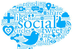 Mitos sobre redes sociais