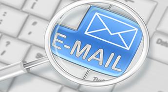 Invista no email de Boas Vindas!