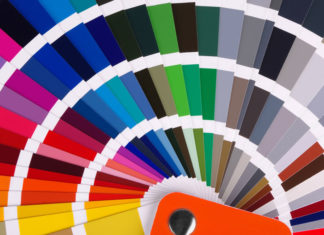 A importância das cores em lojas virtuais