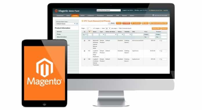 Plataforma de e-commerce Magento